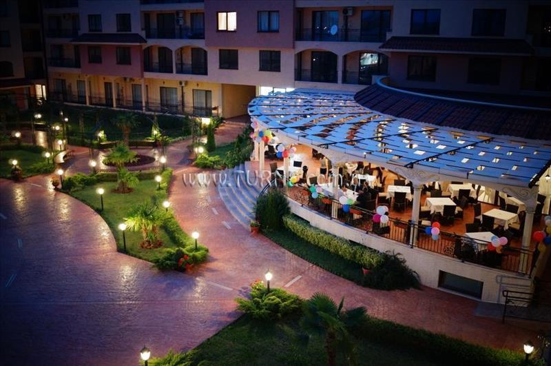 Фото Diamond Residence Hotel & Spa Болгария Солнечный берег