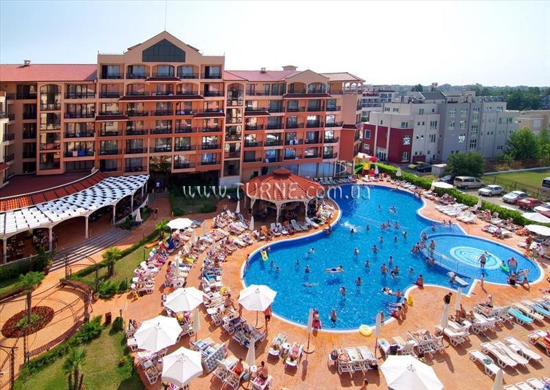 Фото Diamond Residence Hotel & Spa Болгария