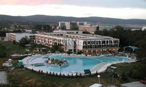 Отель Strandja Club Hotel Болгария Солнечный берег