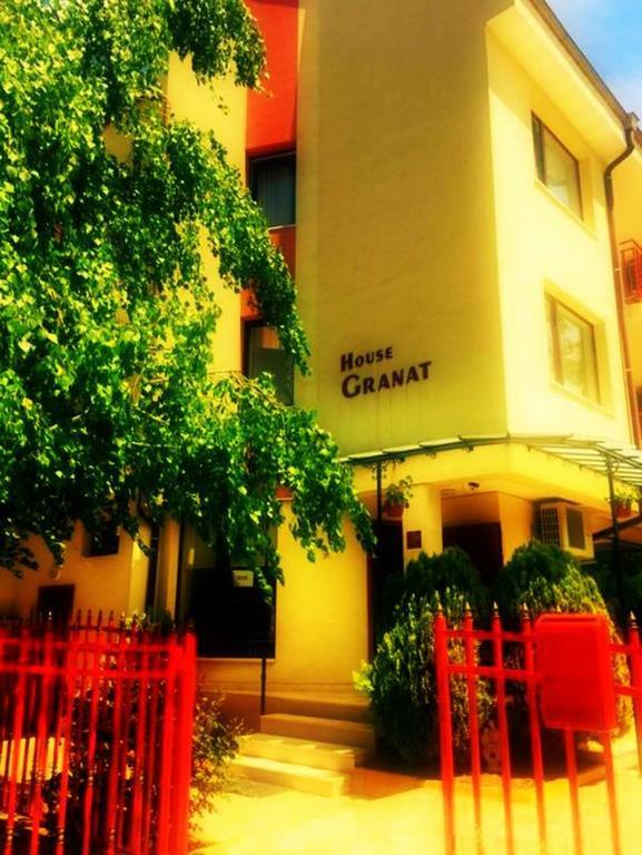 Отель Villa Granat Болгария Солнечный берег