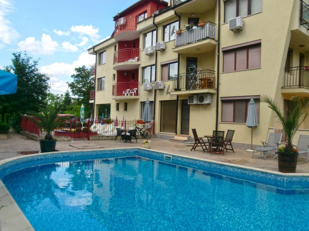 Отель Villa Granat Солнечный берег