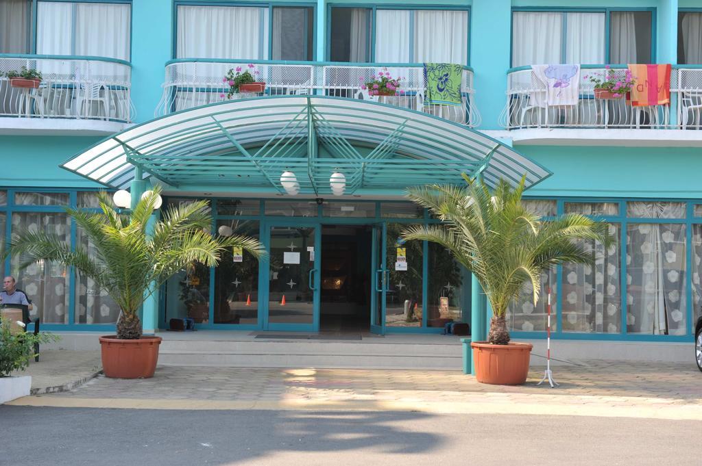 Отель Zefir Солнечный берег