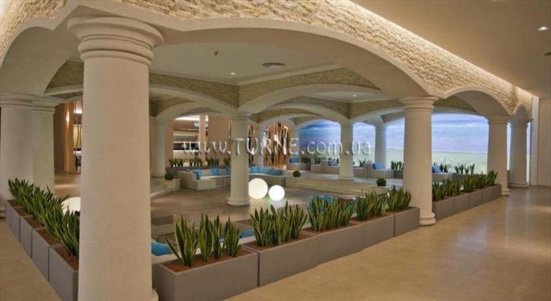 Отель Dit Evrika Beach Club Hotel (ex. Riu Evrika) Солнечный берег
