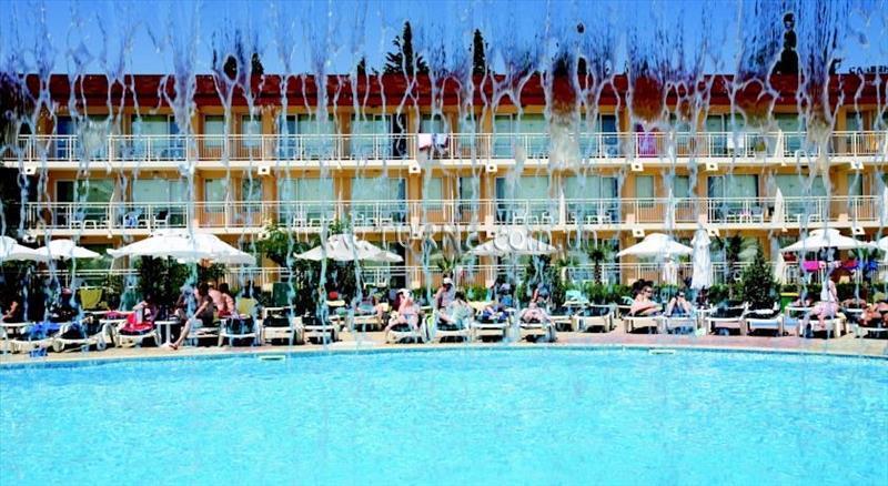 Dit Evrika Beach Club Hotel (ex. Riu Evrika) Солнечный берег