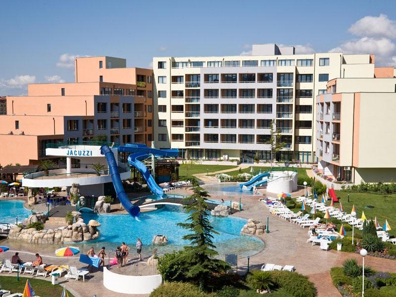 Отель Trakia Plaza APP Солнечный берег