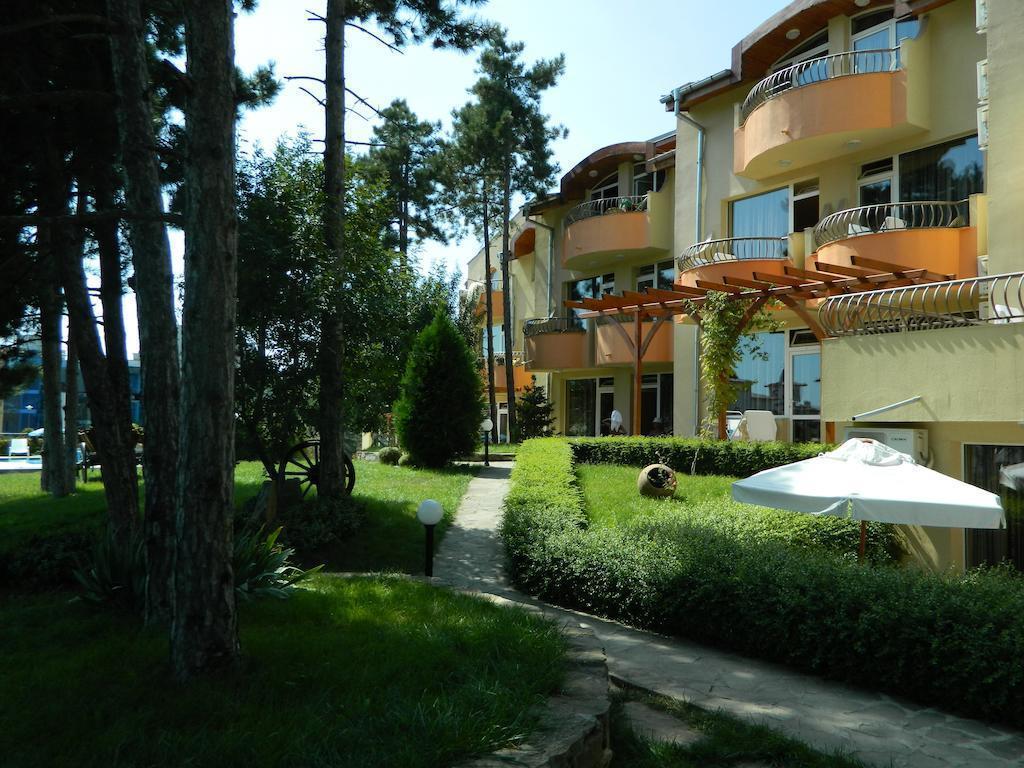 Отель Privileg Солнечный берег