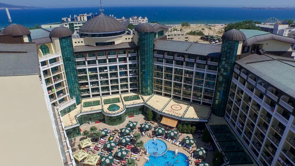 Отель Planeta Солнечный берег