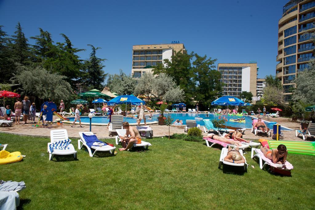 Отель Dunav Болгария Солнечный берег