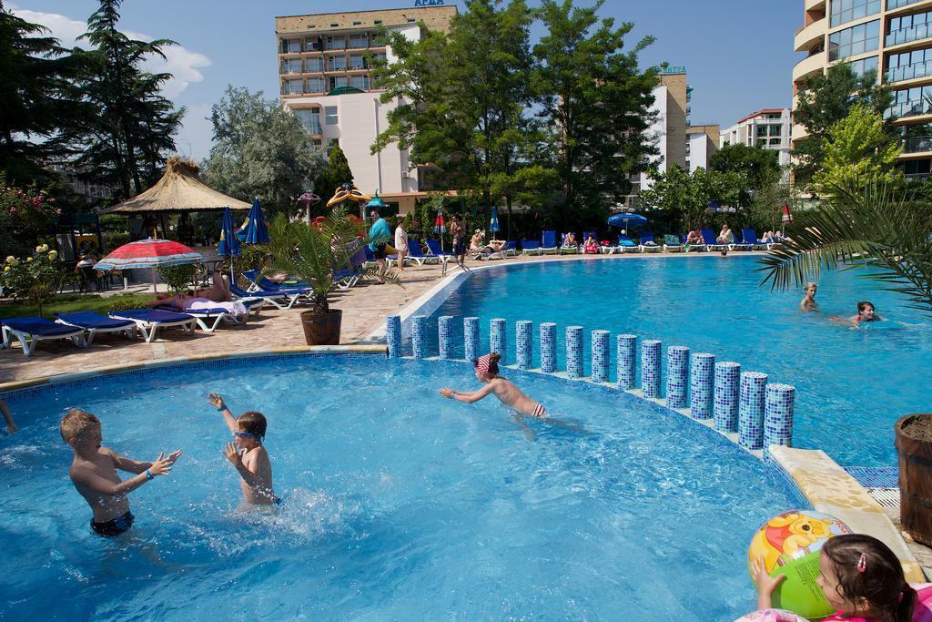 Отель Dunav Солнечный берег