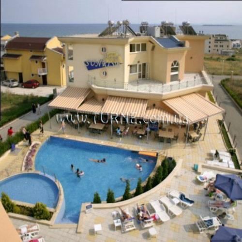 Отель Sunrise St.vlas Болгария Св.Влас