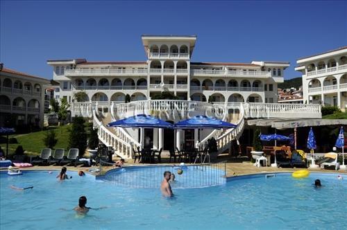 Отель Dinevi Resort Св.Влас