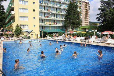 Sunny Varshava 3*, Болгария, Золотые пески