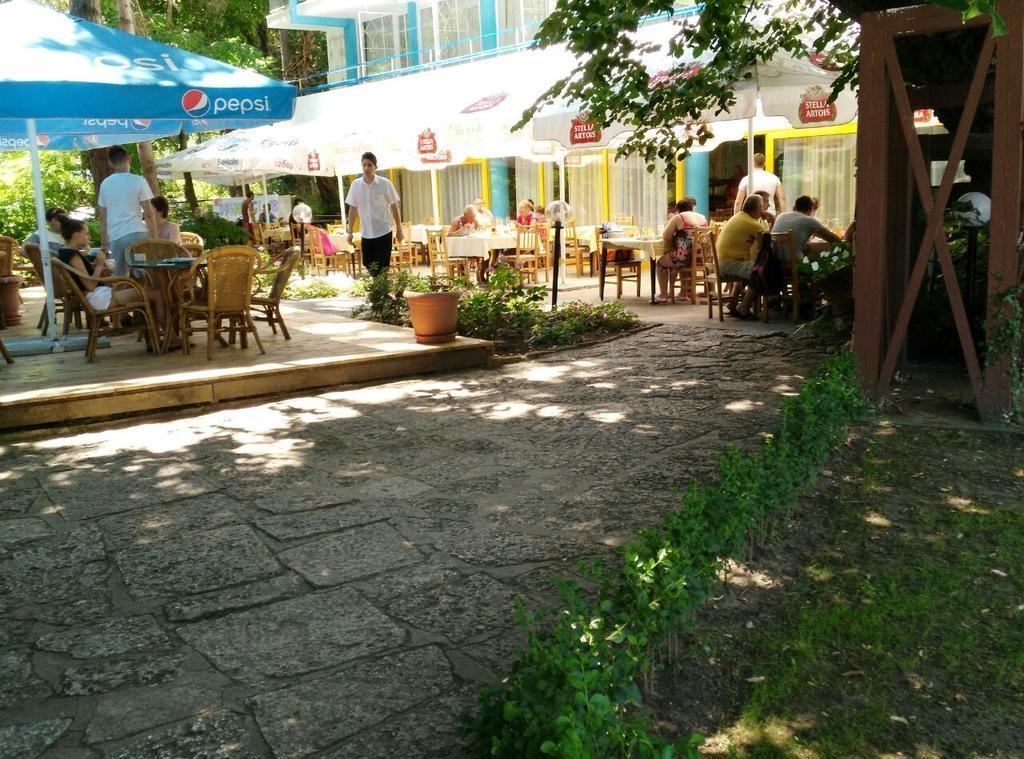 Отель Diana (ex. Diana Hotel Golden Sands) Болгария Золотые пески