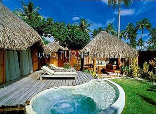 Фото Bora Bora Pearl Beach Resort Бора Бора