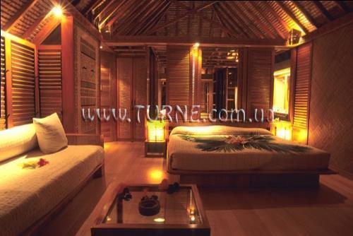 Отель Bora Bora Pearl Beach Resort Французская Полинезия Бора Бора