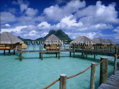 Отель Bora Bora Pearl Beach Resort Бора Бора