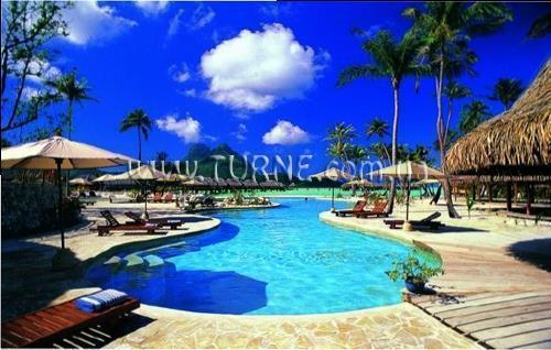 Bora Bora Pearl Beach Resort Французская Полинезия Бора Бора