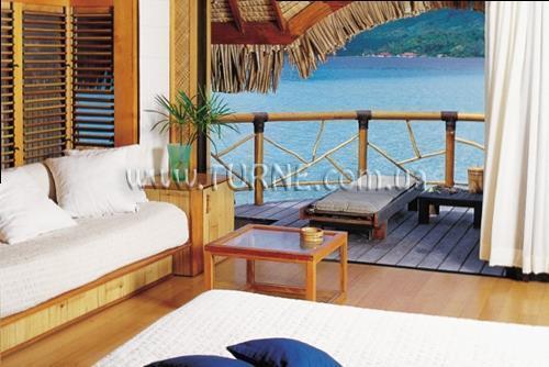 Bora Bora Pearl Beach Resort Бора Бора