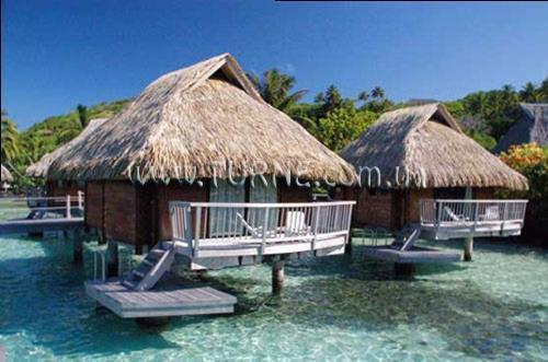 Фото Le Maitai Polynesia Bora Bora Бора Бора