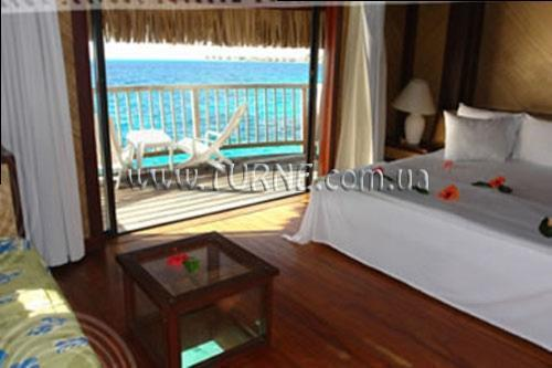 Отель Le Maitai Polynesia Bora Bora Бора Бора