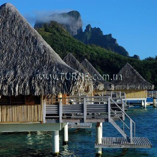 Фото InterContinental Bora Bora Le Moana Бора Бора