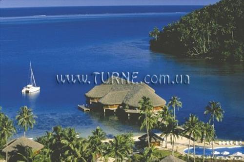Отель Te Tiare Beach Resort Французская Полинезия Бора Бора