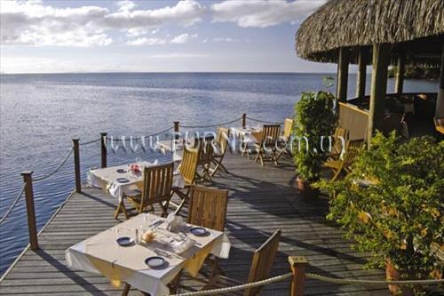 Отель Te Tiare Beach Resort Бора Бора