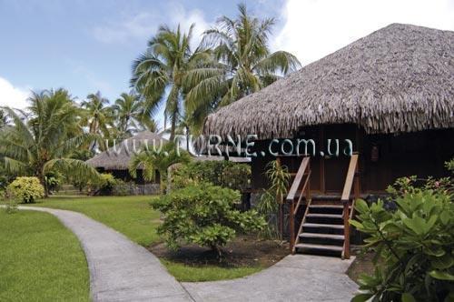 Te Tiare Beach Resort Французская Полинезия Бора Бора