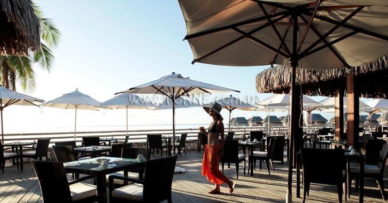 Отель Sofitel Moorea la Ora Beach Resort Муреа