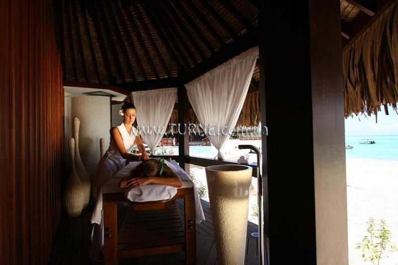 Фото Sofitel Moorea la Ora Beach Resort Французская Полинезия