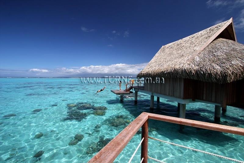 Отель Sofitel Moorea la Ora Beach Resort Французская Полинезия Муреа
