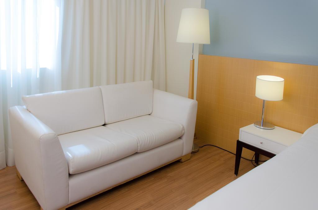 Отель Pestana Curitiba Куритиба