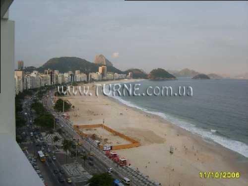 Rio Othon Palace Рио-де-Жанейро