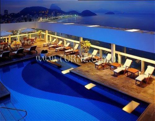 Rio Othon Palace Бразилия Рио-де-Жанейро