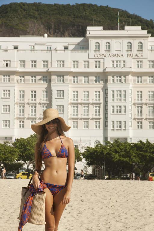 Отель Belmond Copacabana Palace Hotel Рио-де-Жанейро