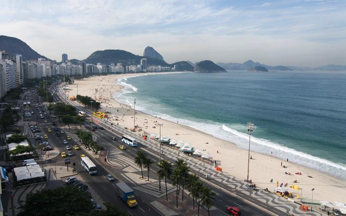 Debret Бразилия Рио-де-Жанейро