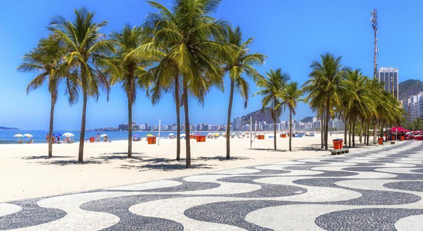 Отель Debret Бразилия Рио-де-Жанейро