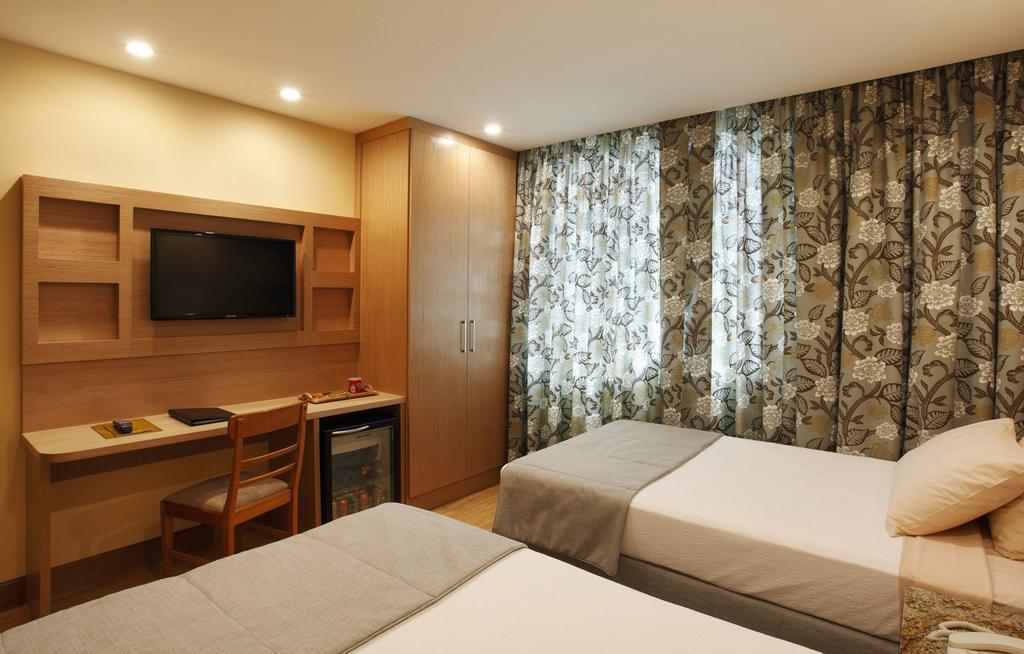Отель Windsor Copa Hotel Бразилия Рио-де-Жанейро