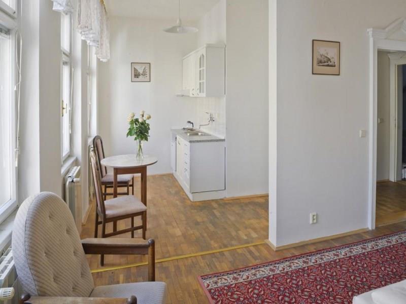 Отель Ea Esplanade Apartments Чехия Карловы Вары