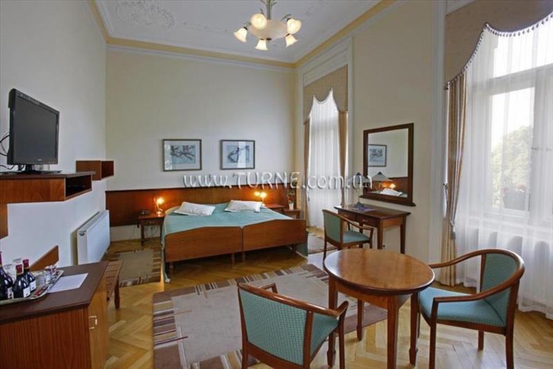 Отель St. Georg Чехия Марианске Лазне