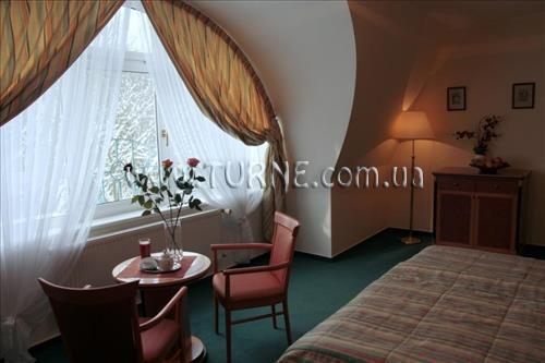 Villa Savoy Чехия Марианске Лазне