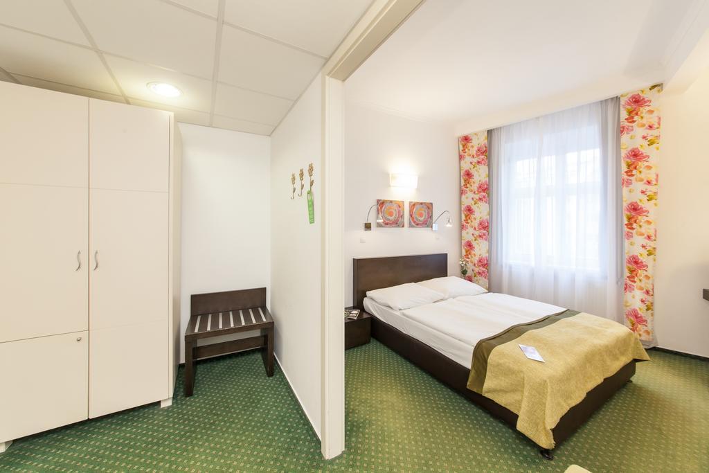 Hotel Vitkov Прага