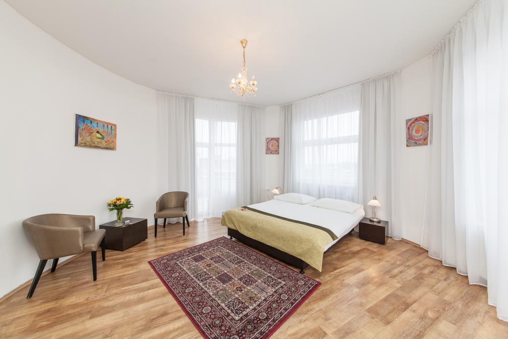 Отель Hotel Vitkov Прага