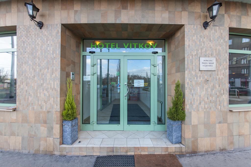 Фото Hotel Vitkov Прага