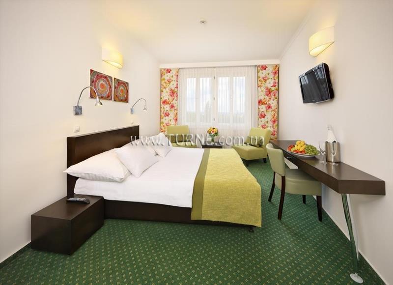 Hotel Vitkov Чехия Прага
