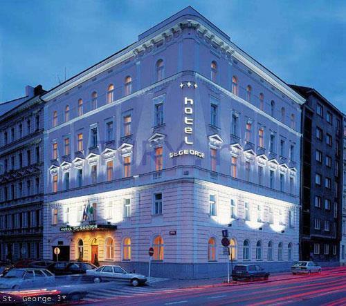 Отель St. George Прага