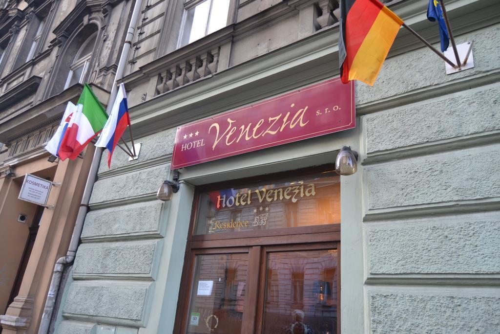 Фото Venezia Hotel Чехия Прага