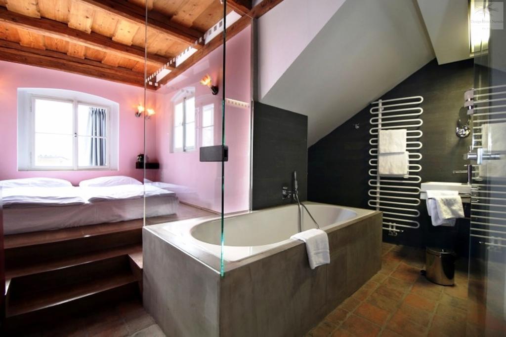 Фото Design Hotel Neruda Чехия Прага