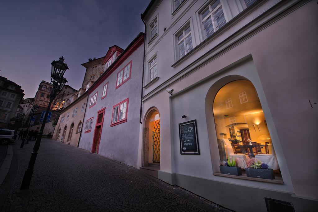 Design Hotel Neruda Прага