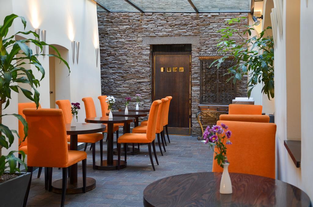 Отель Design Hotel Neruda Чехия Прага